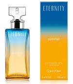 TS CK ETERNITY SUMMER FEMME EDP 100ML SPRAY