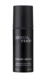 ARMANI CODE HOMME DEO SPRAY 150ML