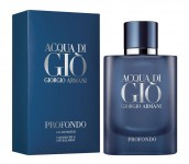 ARMANI ACQUA DI GIO PROFONDO EDP 75ML SPRAY