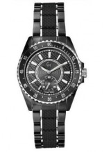 GUESS COLLECTION OROLOGIO GC I33003L1 SWISS MADE CERAMICA