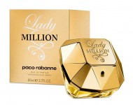 PACO RABANNE LADY MILLION EDP 80ML SPRAY INSCATOLATO
