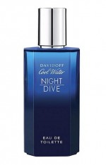 TS DAVIDOFF COOL WATER NIGHT DIVE EDT 125ML SPRAY