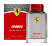 TS FERRARI SCUDERIA CLUB HOMME EDT 125ML SPRAY