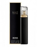 BOSS NUIT FEMME EDP 75ML SPRAY INSCATOLATO
