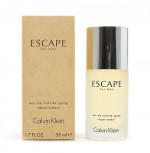 CK ESCAPE HOMME EDT 50 SPRAY INSCATOLATO