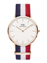DANIEL WELLINGTON CLASSIC CAMBRIDGE 40MM DW00100003