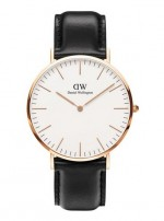DANIEL WELLINGTON CLASSIC SHEFFIELD 40MM DW00100007