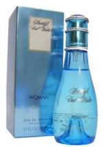 DAVIDOFF COOL WATER FEMME EDT 50ML SPRAY INSCATOLATO