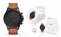 FOSSIL SMARTWATCH FTW1114 HYBRID - Q NATE