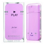 GIVENCHY PLAY FEMME EDP 50ML SPRAY INSCATOLATO