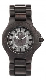 WE WOOD OROLOGIO IN LEGNO SARGAS BLACK 100 NATURAL WOOD