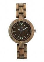 WE WOOD OROLOGIO IN LEGNO MIMOSA ARMY 100 NATURAL