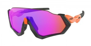 OAKLEY FLIGHT JACKET OO9401-04 PRIZM TRAIL