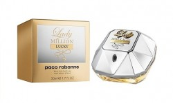 PACO RABANNE LADY MILLION LUCKY FEMME EDP 50ML SPRAY INSCATOLATO