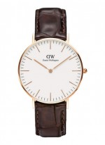 DANIEL WELLINGTON CLASSIC YORK 36MM DW00100038